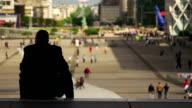 city calm video