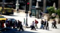 City Crowd HD 1080p video