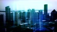City environment video