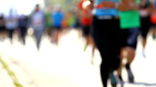 City half marathon in Kiev video
