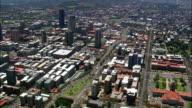City Hall  - Aerial View - Gauteng,  City of Tshwane Metropolitan Municipality,  City of Tshwane,  South Africa video