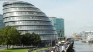 City Hall In London Southwark (UHD) video