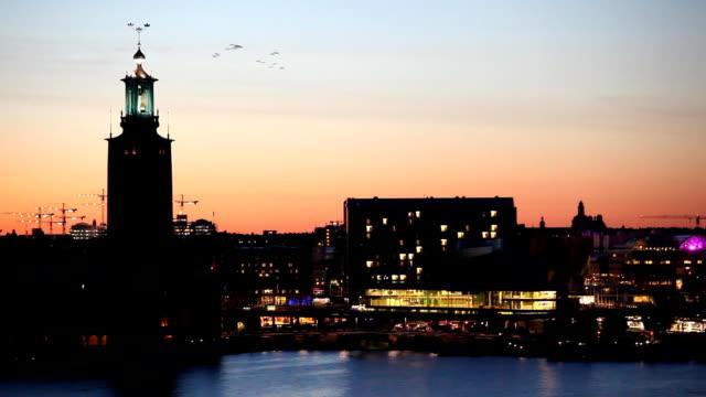 City Hall Stockholm video