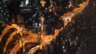 City Highway Background , Vertical video