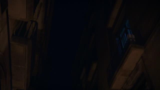 City impressions at night video