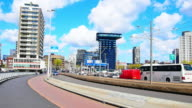 City Life at Rotterdam, Netherland video