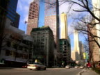 City Life + sound video