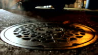 City Man Hole Cover video