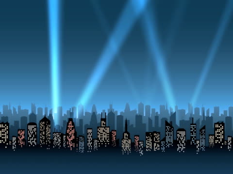 City Nightlife video