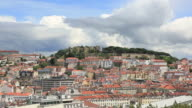 City of Lisbon on a summer day, Portugal video