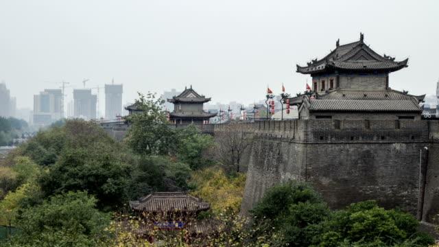 city of xi'an video