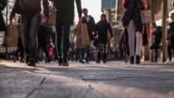City Pedestrian, Street Level video