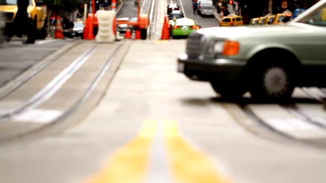 City Pedestrian Traffic Foot-Traffic video