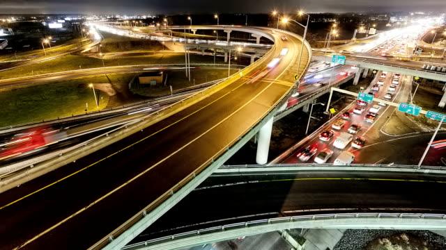 City Rush Hour Traffic video