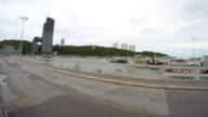 PATTAYA City Sign landmark, Thailand video