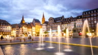 City Strasbourg, Time Lapse video