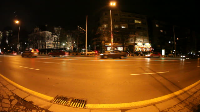 City street video