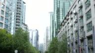 City streets video