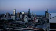 City Timelapse video