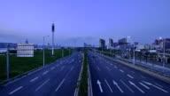 City traffic video