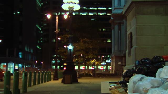 City Trash  Tilt_Down (1080/24P) video