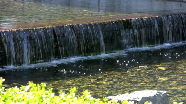 City Waterfall (HD 1080p30) video