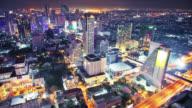 Cityscape 4K video