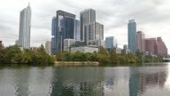 4K Cityscape of Austin Texas, USA video