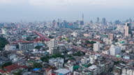 Cityscape of Bangkok,Thailand. video