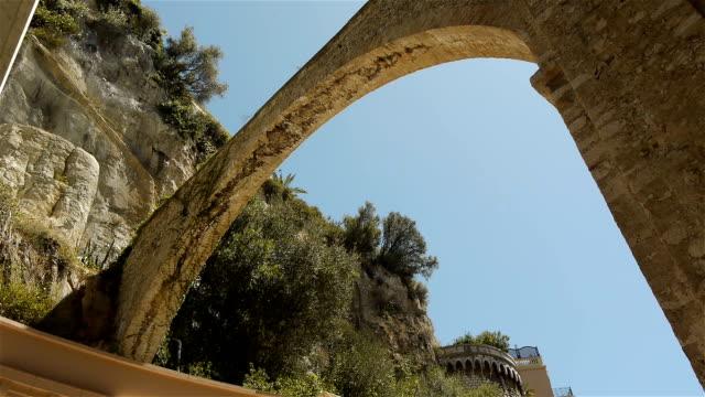 Cityscape of Monaco, Cote D'Azur France video
