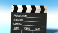 clapperboard transition(HD25P) video