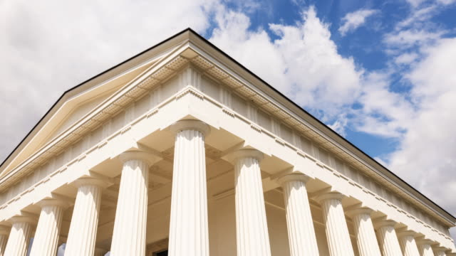 Classical Greek Architekture video