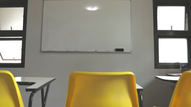 Classroom Desks video