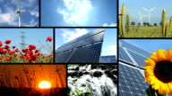 Clean energy power - Montage video