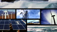 Clean Energy Power Montage video
