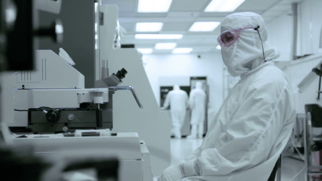 Clean Room Process Check video