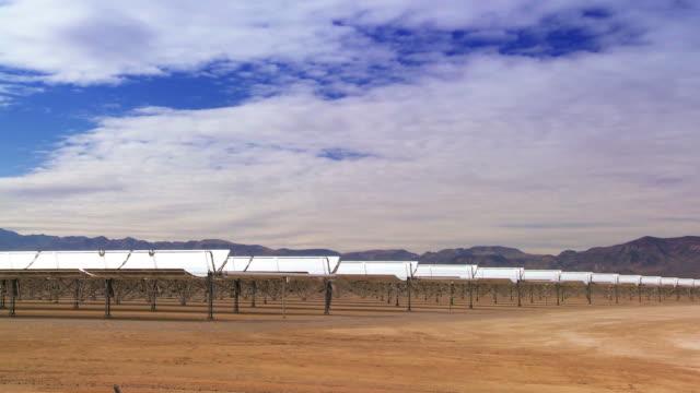 Clean Solar Energy Plant video