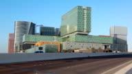 Cleveland clinic in Abu Dhabi, Al Maryah island, United Arab Emirates video