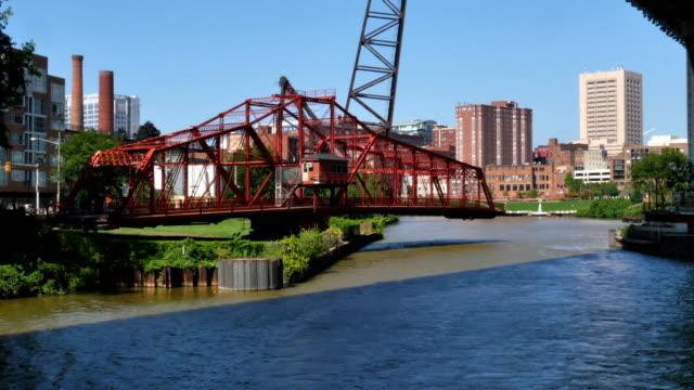 Cleveland Draw Bridge video