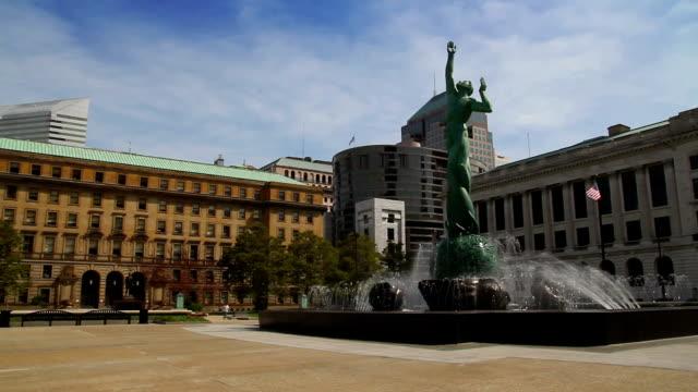 Cleveland Statue video