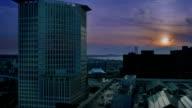 Cleveland Sunset Timelapse video
