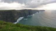 HD: Cliffs of Moher, Ireland video