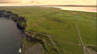 Cliffs of Moher video