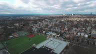 Cliffside Park NJ Descending Over School video