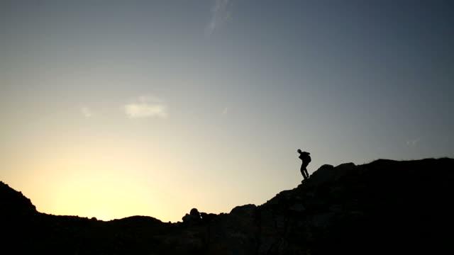 Climber video