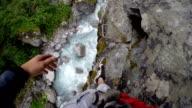 Climbing video