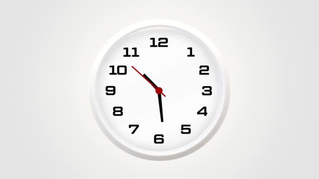 Clock 10:30 Em video