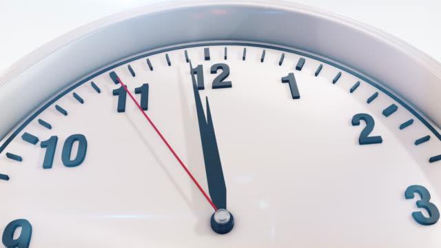 12 O'Clock | 4K video