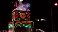 Clock Float During Holidays video
