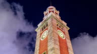 Clock Tower Hyperlapse video